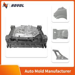 Hovol Automotive Car Auto Vehicle ステンレススチールシートメタル図面 成形ブランキングカムの再ストライクパンチング移動プログレッシブスタンプダイ
