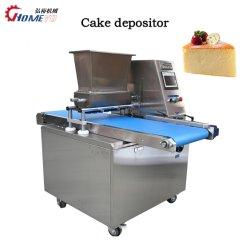 Muffin depositante Madeleine que hace la máquina máquina Torta Chiffon