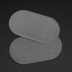 Micron titane poreux en acier inoxydable de Wire Mesh