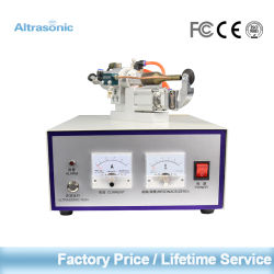 Altrasonic Hot Sale 高品質ローラー溶接ソーイング 28kHz 500W 不織布用超音波シーリング加工機