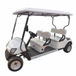 2021 تخفيضات ساخنة أسعار جيدة 4 مقاعد China Brand Electric لعبة غولف عربات لعبة غولف