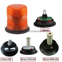 Het nieuwe Op zwaar werk berekende Licht van de Waarschuwing van de Lamp van de Stroboscoop Roterende