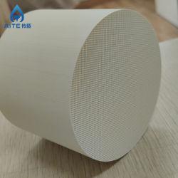 Substrat céramique à cordiérite Honeycomb, poreux et sélectif, pour applications industrielles