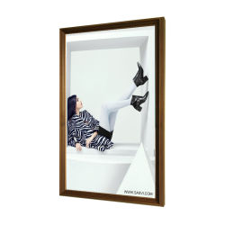 Pantalla LCD IPS de 21,5 pulgadas de pantalla Publicidad Marco Digital WiFi de alta definición Digital Photo Frame