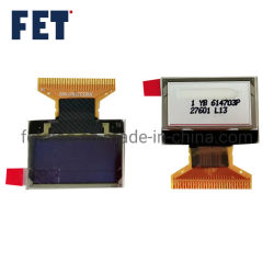 Blau/Gelb 0,96 Zoll 128X64 SSD1306 30-poliges OLED-Display für Oximeter
