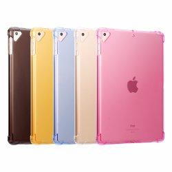 حقيبة جديدة لجهاز iPad، Ultra Thin TPU Four Corners الوسادة الهوائية للحماية من الصدمات لجهاز iPad Air 2 iPad PRO 9.7 2017 Universal لعام 2018