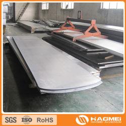 Folha de alumínio plana 5052 Ligas de alumínio e magnésio