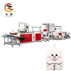جهاز قطع الحرارة القابل للتحلل من زونجكسين أخرج ماكينة صناعة الحقائب