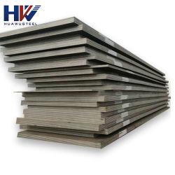 중국 공장 25mm 두께 핫 롤 연약한 MS 카본 메탈 강철 시트 품질 ASTM 5mm Q235 고탄소 금속 건설 강철 시트