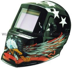 自動暗くなる溶接のヘルメット/溶接マスク(WH3912206)