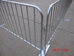 De gegalvaniseerde Barrière van de Weg van het Staal/Barricade van het Metaal/de Barrière van de Controle van de Menigte