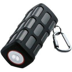 Habyia A13 방수 견고성 Bluetooth 스피커 -- 온더웨어에 실외 사용, 시끄러운 소리, 내장형 7000mAh 파워 랙, 휴대용 무선 트래블 스피커, 골프 카트,