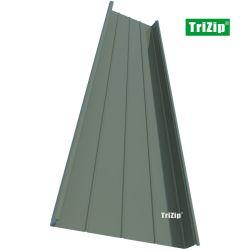G2-18 Trizip Metal Aluminum Alloy Standing Seam 지붕재, 클래딩 시스템 - 테이퍼 패널 - 버스 정류장