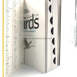 Kundenspezifisches Qualitäts-Farbton-Foto-Papiereinband-Buch-Drucken, verschiedenes Buch-Drucken, Offsetdrucken-Zollamt, Fotographien-Buch Coffeetable Buch