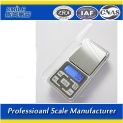 Báscula Electrónica Digital Pocket Scale de diamantes Joyería