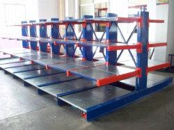 Rack per stoccaggio di legname a sbalzo per impieghi pesanti in fabbrica