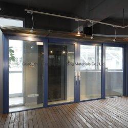 Германия Schuco System Поломка термоматериала Проломка алюминиевого стекла Патио скользящая дверь
