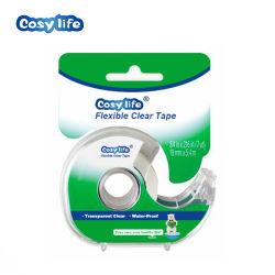 방수 Recoo Care Flexible Clear First Aid 테이프(디스펜서 포함