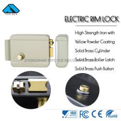 Vendre à chaud en Amérique du Sud Intercom électronique électrique système de serrure de porte (TL1073-SL-yl-R1)