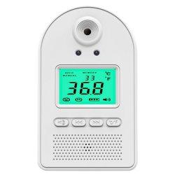 Medición de temperatura automático de la difusión de voz detectores de termómetro