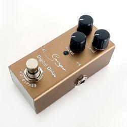 Precios baratos de retardo digital efecto guitarra de Pedal de efectos para guitarra parte