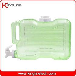 1.5갤런의 직사각형의 냉동고 용기 물병(KL-8013)
