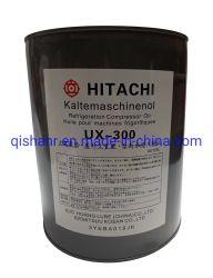 A Hitachi de compressor de parafuso Lubrificante Óleo Ux-300 por grosso