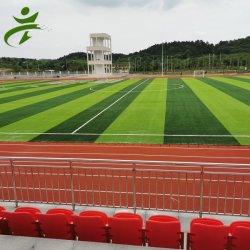 Kunststoff PE PP PA Sport Fake Synthetisch Kunstrasen Rasen Rasen Teppich Matte Bodenbelag für Fußball-Bodenfeld