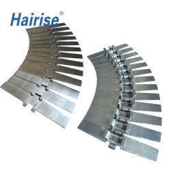 Запрос по чугуну Hairise 981t металлические повернув стальная цепь транспортера