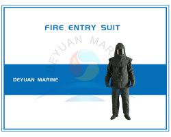 La synergie ou de l'industrie Marine Fire Costume d'entrée