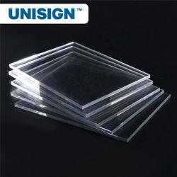 4 de alta qualidade*8FT transparente a folha de PMMA/Superfície fosca elenco de cristal transparente Plexiglas placa plástica de acrílico Sólido de cor/folha de material de construção/Exibir