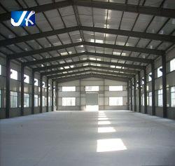 شركة كينجداو المصنعة قبل تصنيع البناء المعدني البناء الصلب الهيكل تخزين المخزن