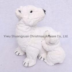 Handgemachte Fertigkeit-Tierverzierung-Eisbär