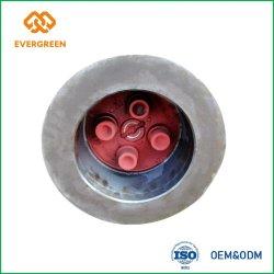 OEM en ODM roestvrijstalen 304/316-glasklem