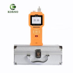 Alarme de Gás de monóxido de carbono portáteis com bomba integrada (CO)