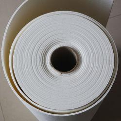 Haut de l'alumine pur résistant au feu d'isolation papier de fibres de céramique