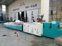 Профиль Wood-Plastic производственной линии пластиковых механизма