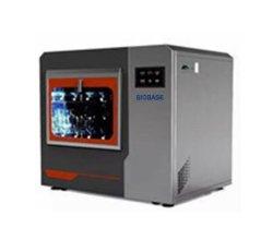 Laboratorio de vidrio automática de la arandela (lavadora desinfectora) con el sistema de limpieza de alta eficiencia, diseñado con el europeo de la bomba confiable, el brazo y las boquillas de pulverización optimizada