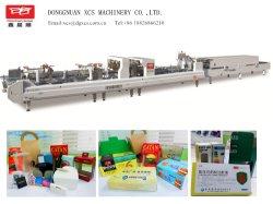 기계 (XCS-800PC)를 만드는 담배 상자 덮개