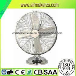 """12 de """" Oscillerende Ventilator van de Lijst van het Metaal met 3 Snelheden GS/Ce/CB"""
