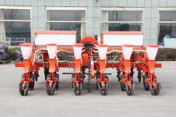 6 filas de la sembradora/Maquinaria Agrícola de la sembradora con fertilizante para el trigo y maíz/soja