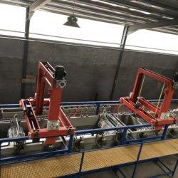 Macchina placcante personalizzata del barilotto per la macchina di placcatura dello zinco dei richiami per i chiodi/riga di placcatura