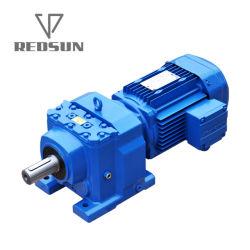 高精度のACモーターを搭載する螺旋形の速度減力剤の変速機