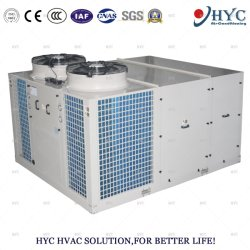 Het draagbare Mobiele Dak van de Tent AC/Industrial van de Tentoonstelling verpakte Centrale Airconditioner