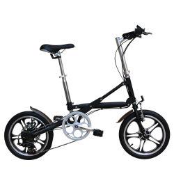 Vélo électrique de mini pliage de 16 pouces avec la batterie de Samsung dans le bâti