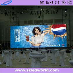 P3.91 Interior Alquiler de pantalla digital LED de color para la publicidad electrónica (CE RoHS FCC CCC)