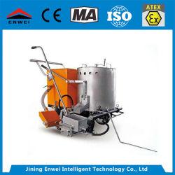 Lxd320 main pousser la machine de marquage routier en thermoplastique