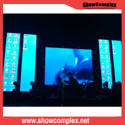 Binnen/Openlucht LEIDENE van Showcomplex pH6 Vertoning