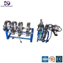 Sud250m4 HDPE пластиковые трубы для машины стыка трубопровода