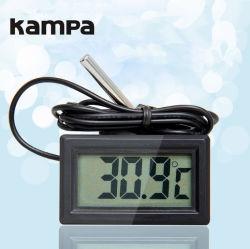 Medidor de Temperatura Digital Aquarium Termômetro Medidor de Temperatura do frigorífico